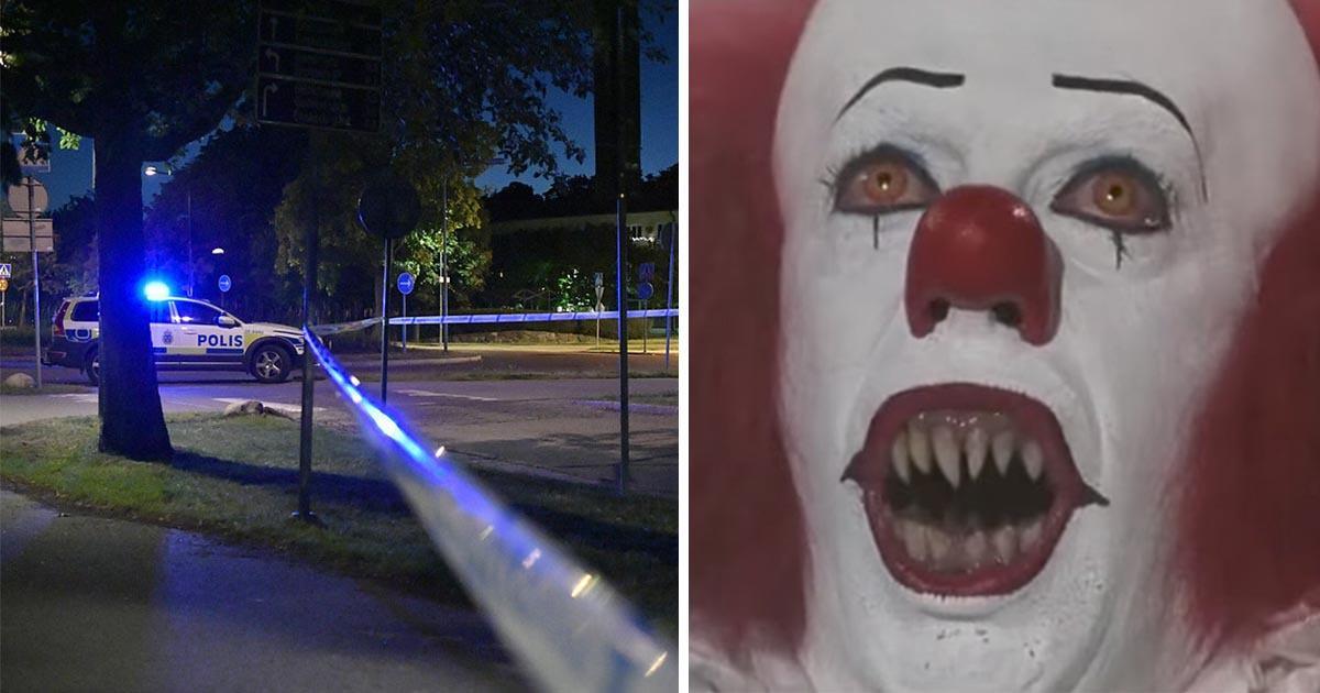 Pourquoi les gens ont-ils peur des clowns?